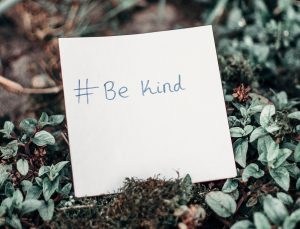 COVID-19 be kind in the workplace
