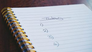 COVID-19 to do list in the workplace